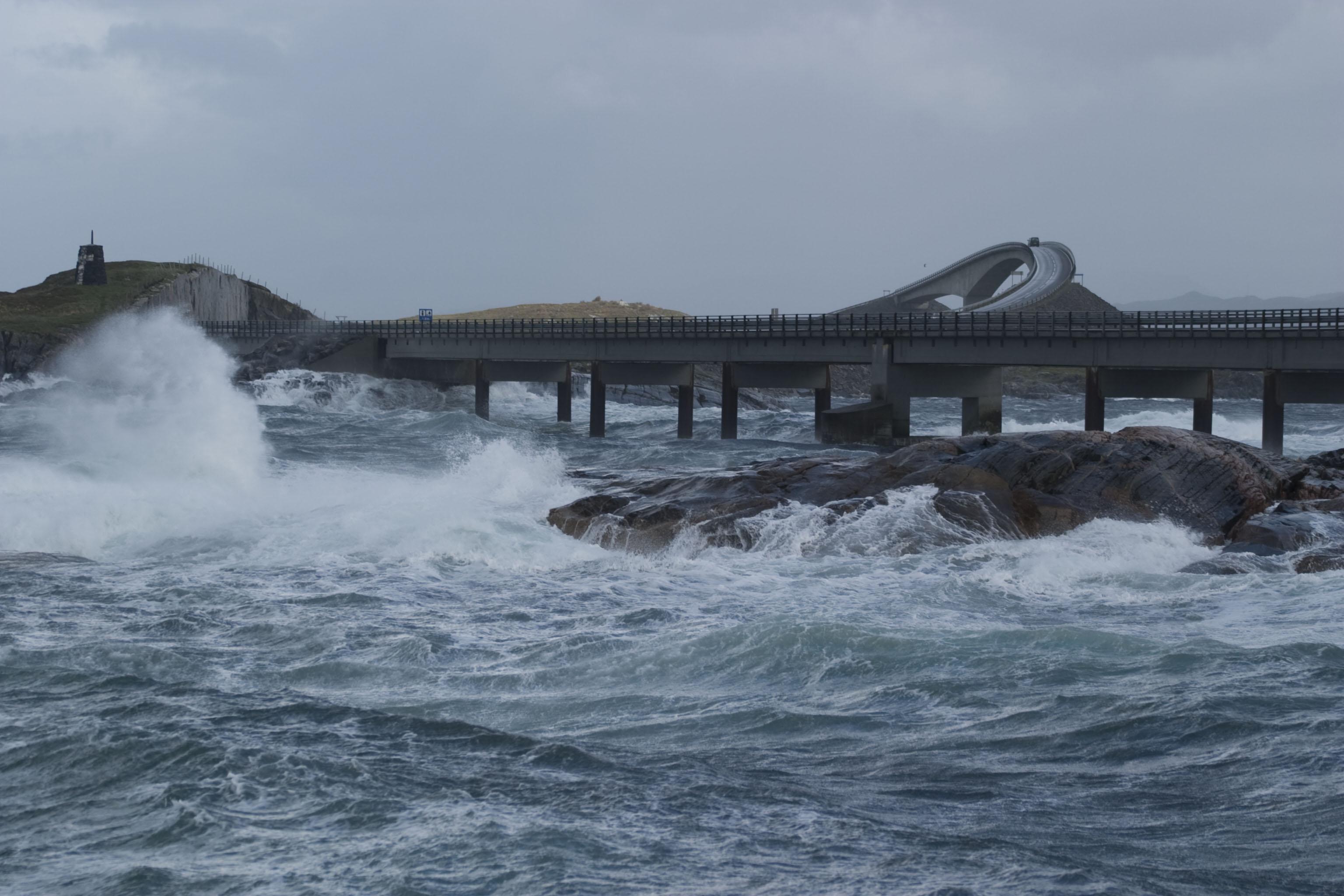 Atlantic Road - Strømsholmen Seasportcenter - Fishing ...